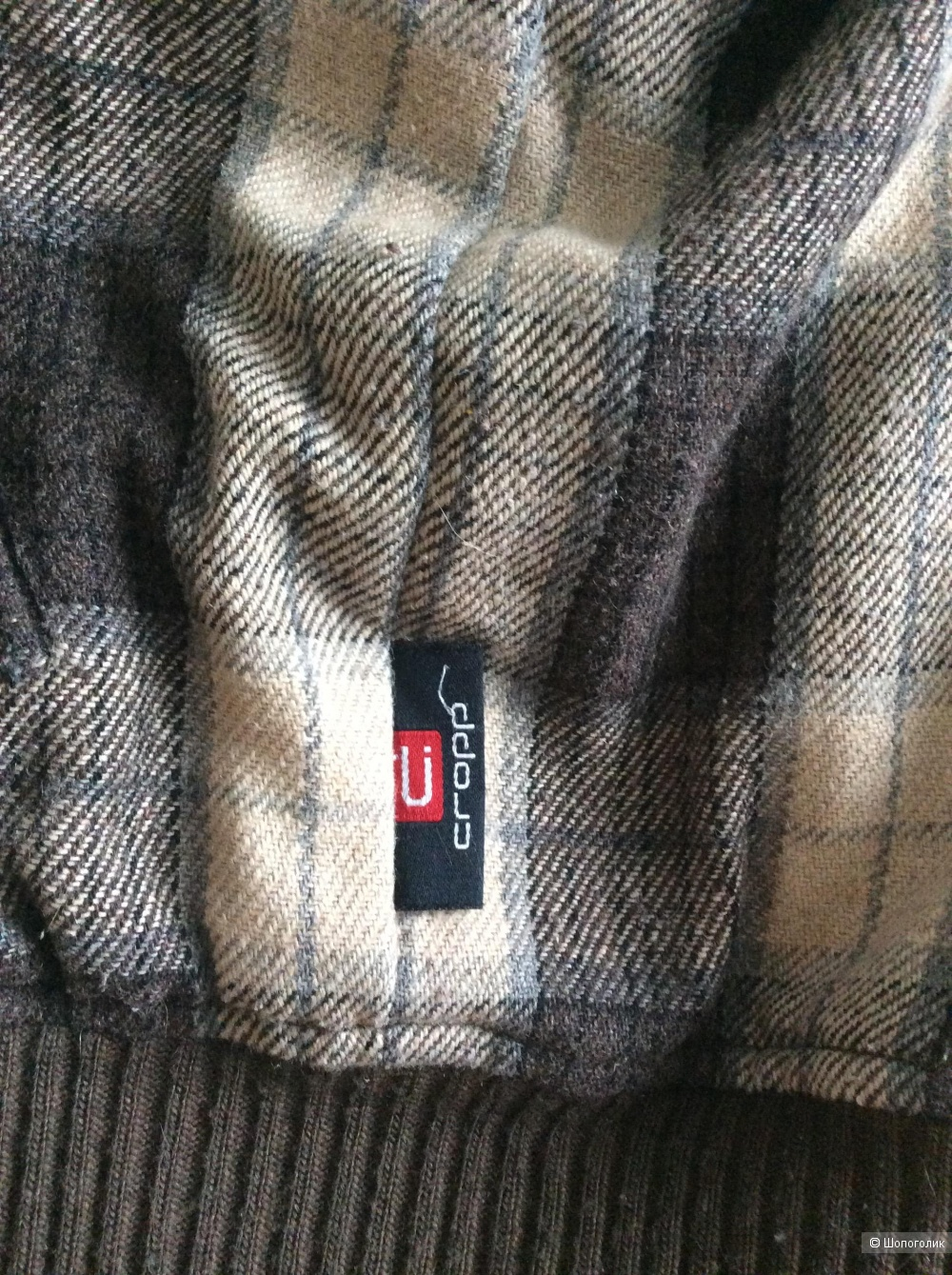 Тёплая куртка CROPP р.46-48