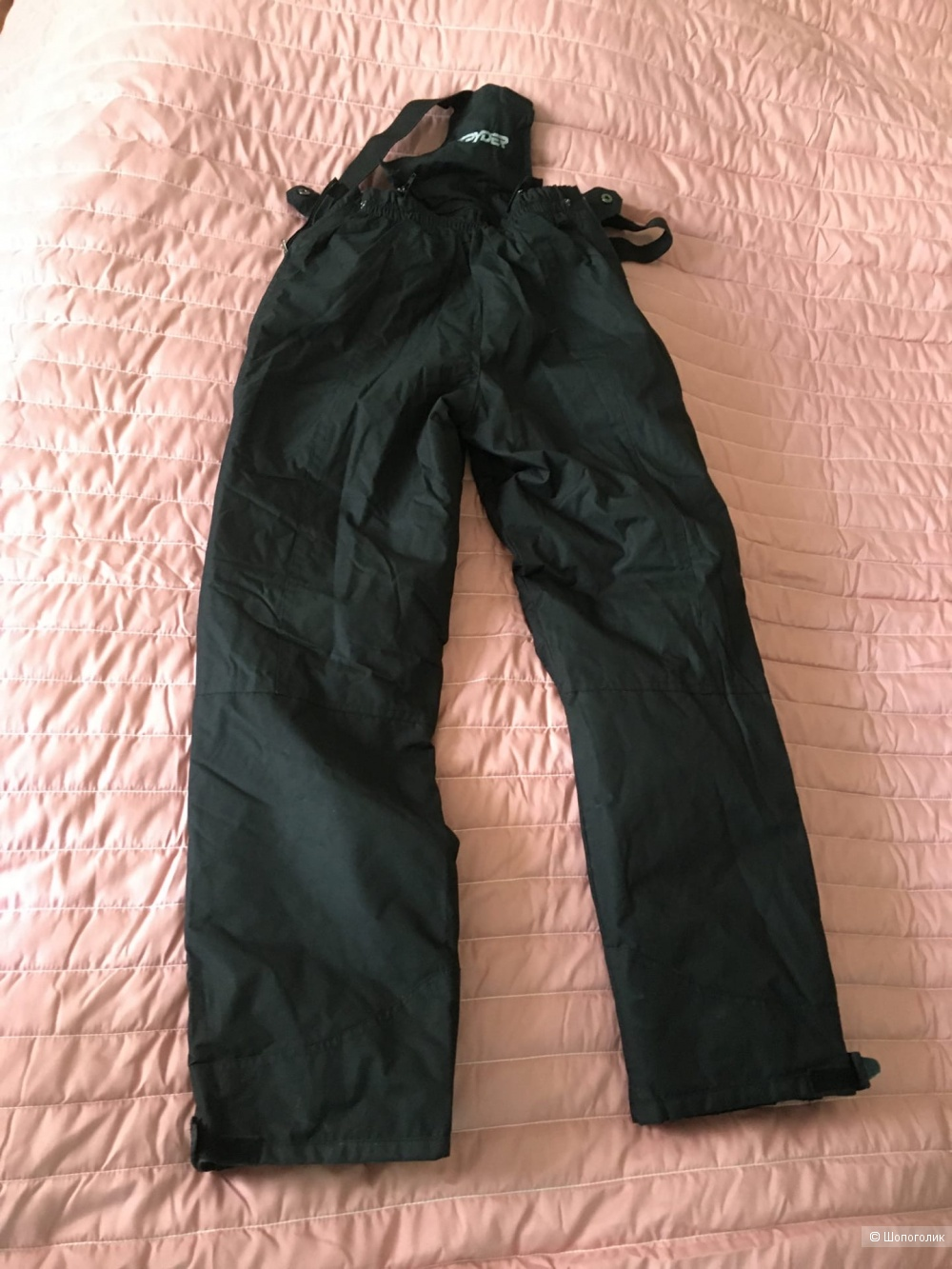 Зимние штаны Spider-Man Размер S