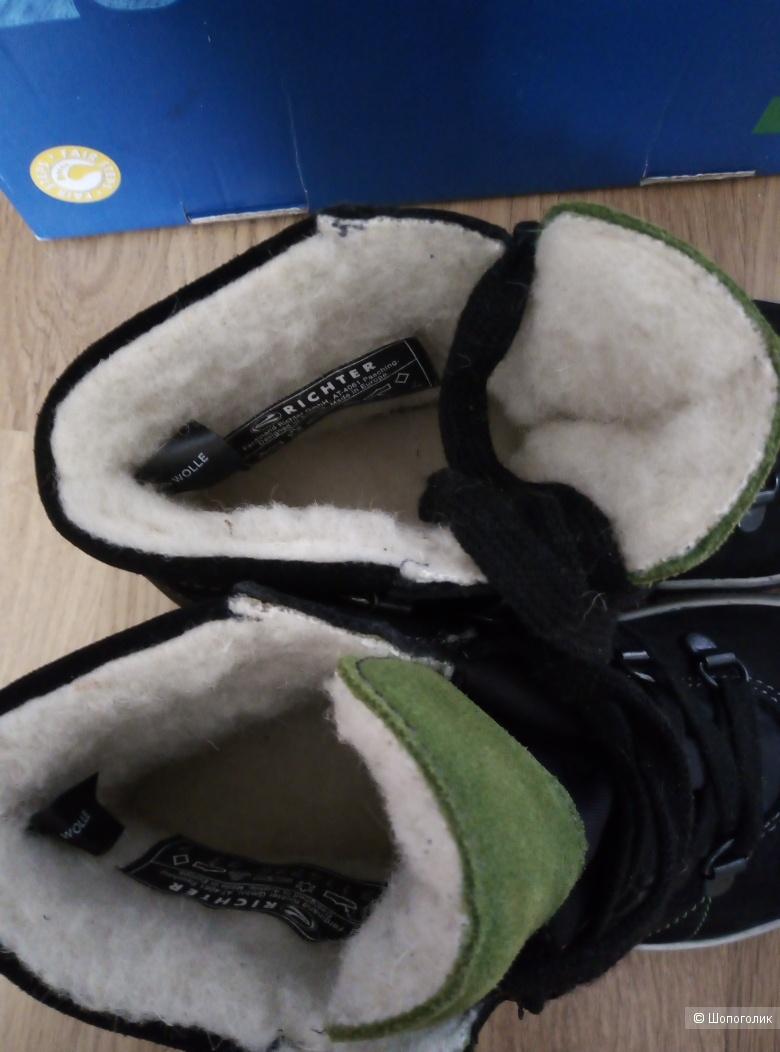 Ботинки зимние Richter  размер 33