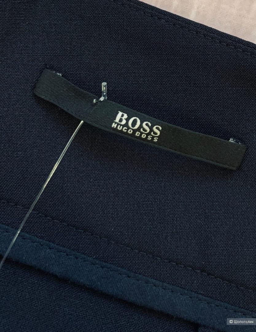 Брюки из 100% шерсти от Hugo Boss М