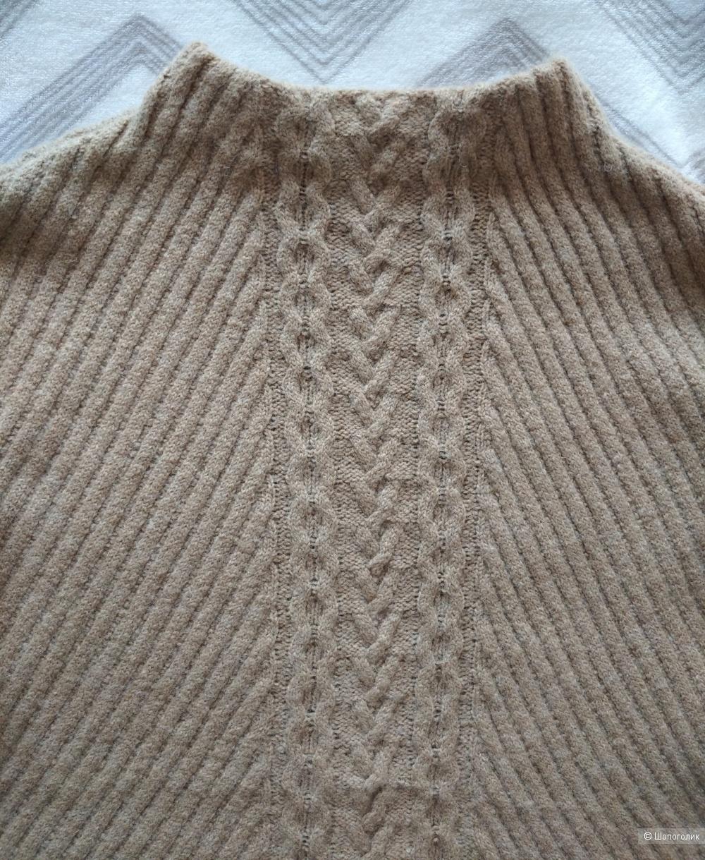 Шерстяной свитер (Massimo Dutti), М