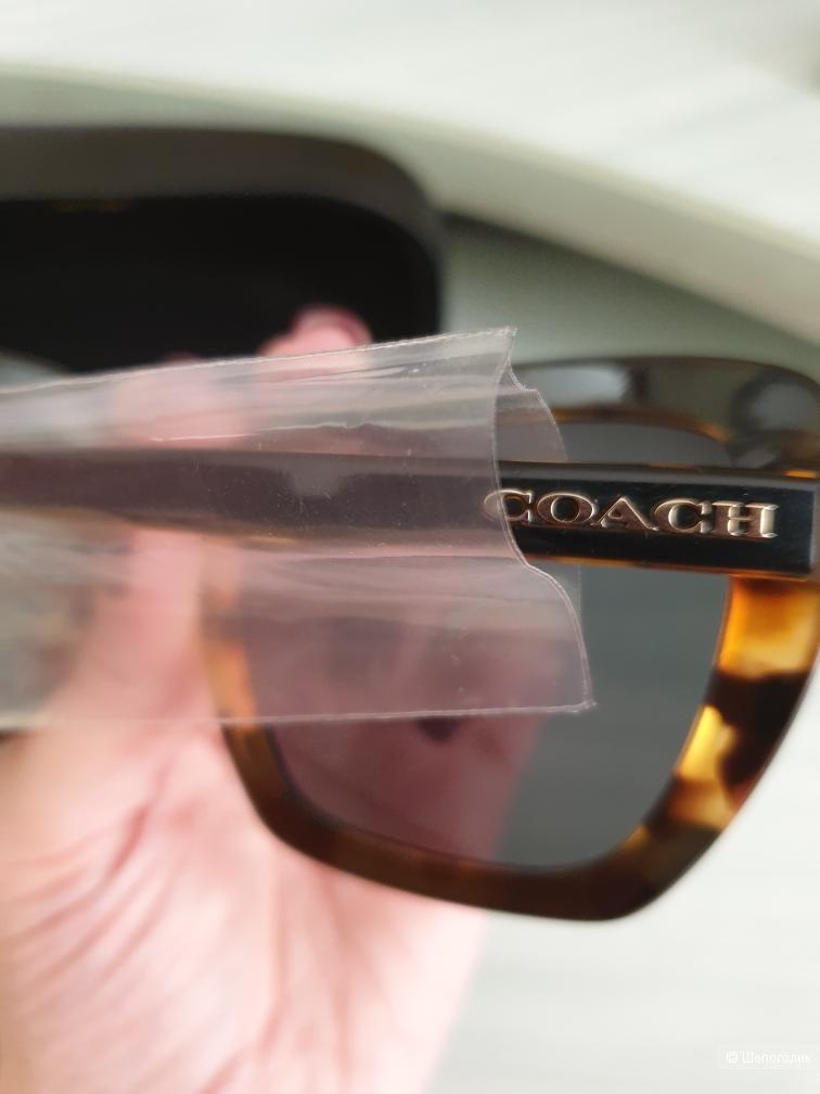 Солнцезащитные очки, Coach