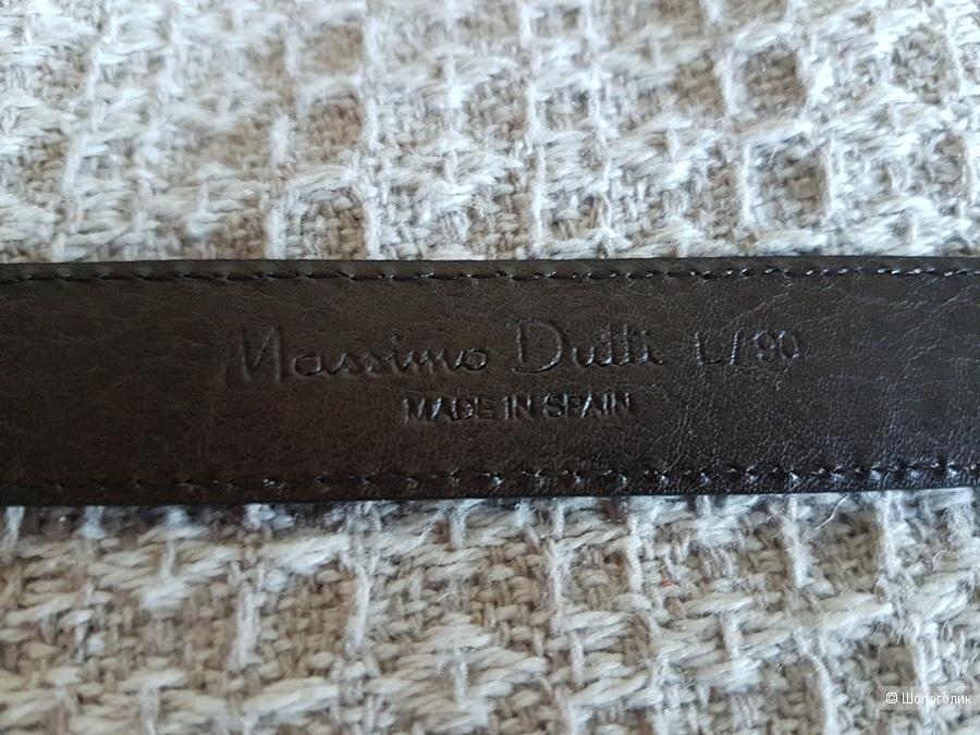 Ремень Massimo Dutti 90см.