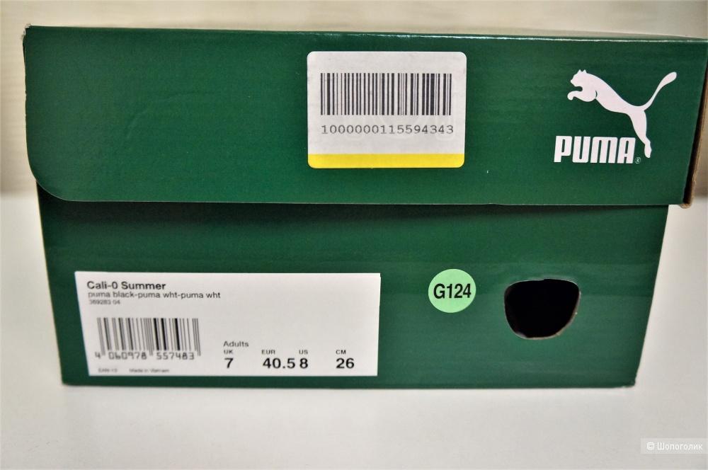 Кеды Puma 40,5 EU