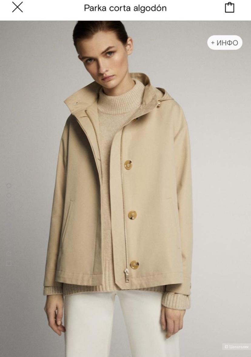 Куртка-Ветровка Massimo Dutti размер М