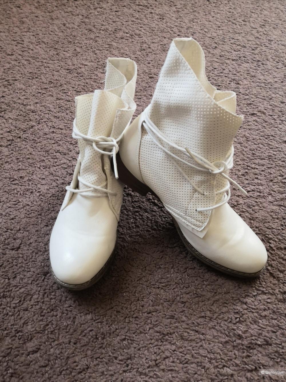 Ботинки Mode Queen, размер 37