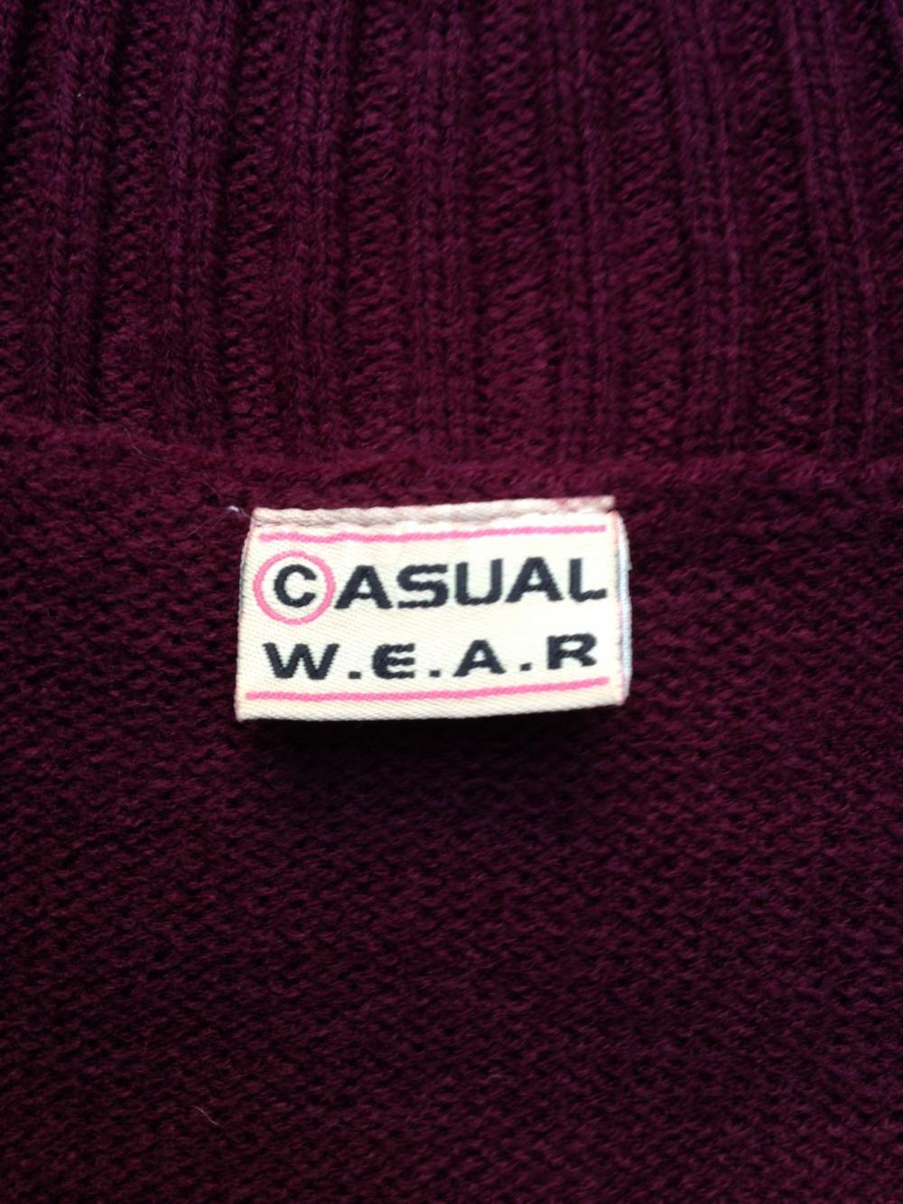"""Свитер """" Casual wear """", 46-48 размер"""