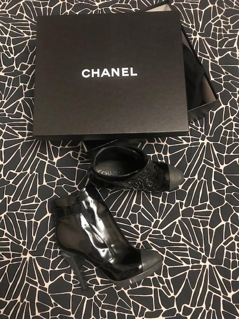 Ботильоны Chanel, 41 (40/39)