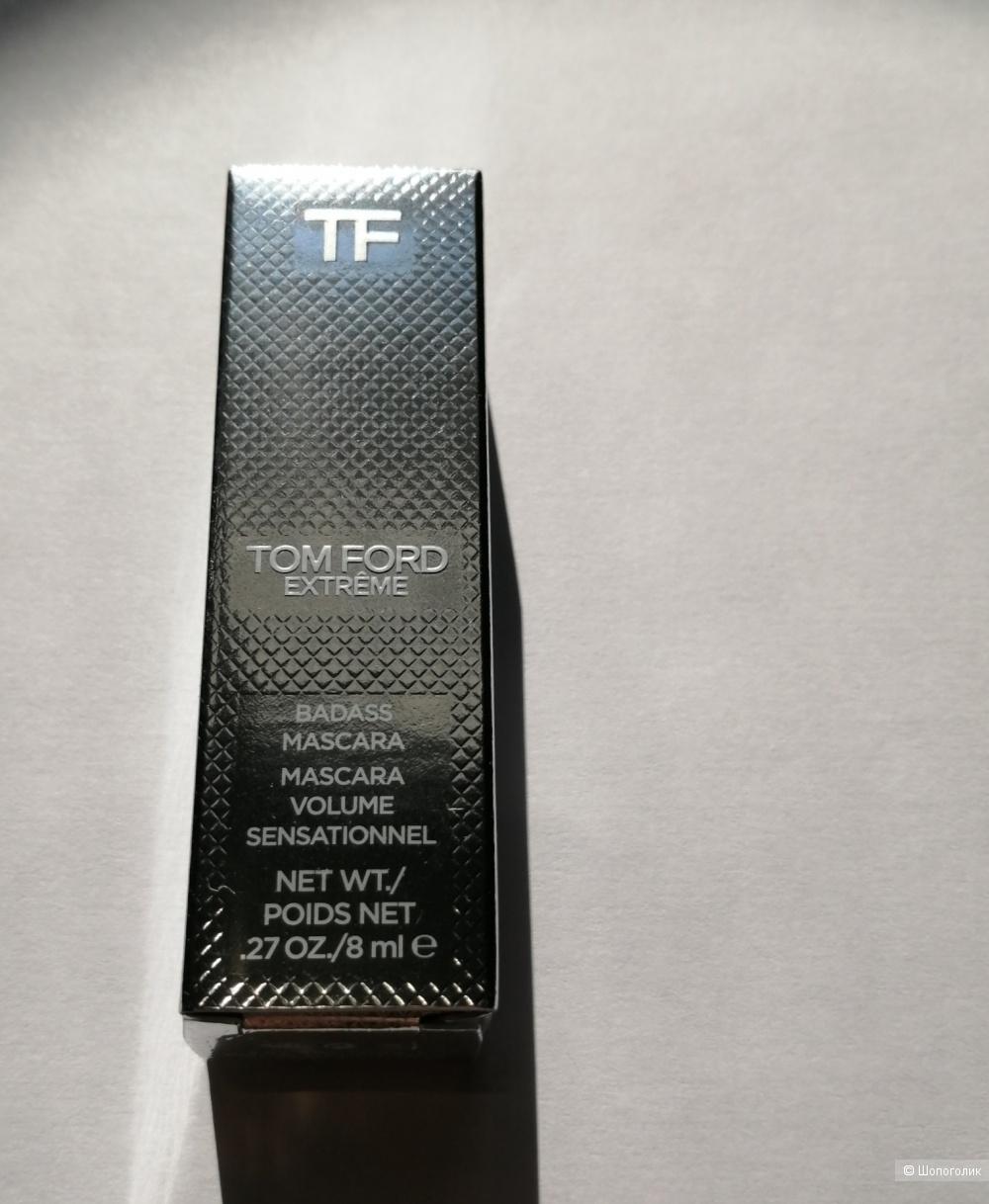 Тушь Tom Ford Badass цвет черный