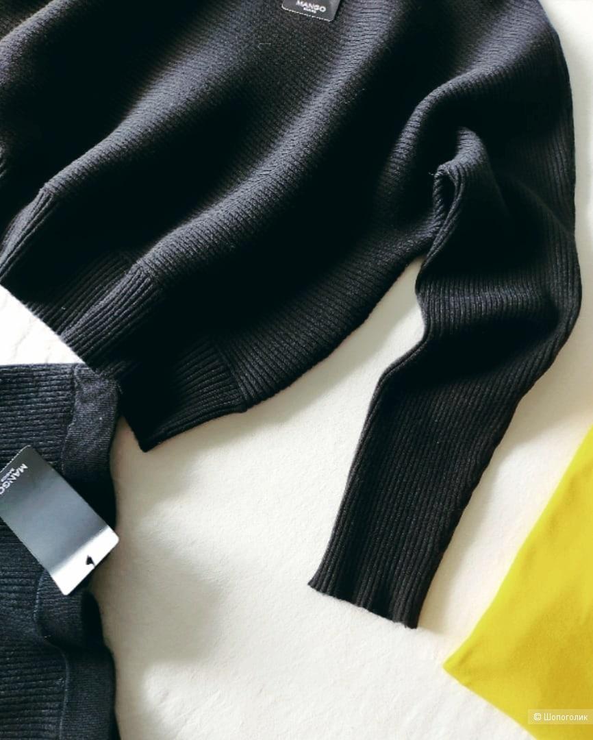 Костюм Mango,  чёрного цвета, размер XS, S, M, L