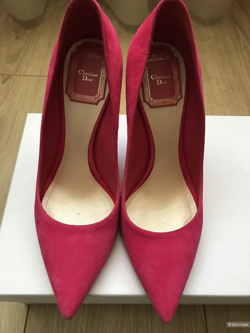 Туфли Dior на 35-36