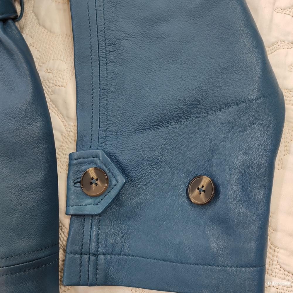 Плащ Pepe Jeans натуральная кожа, М