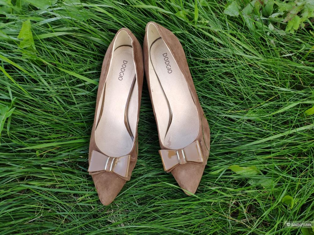 Туфли-лодочки Dodgio 40 размер
