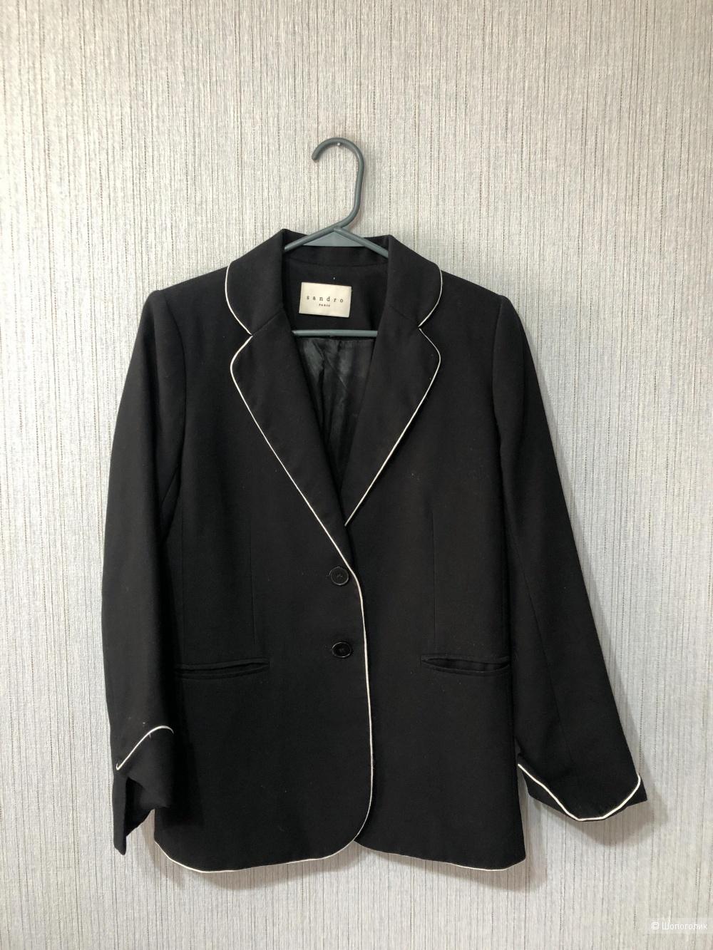 Пиджак Sandro размер 42/44