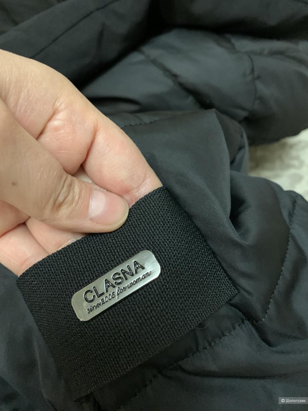 Пуховик Clasna 46 размер