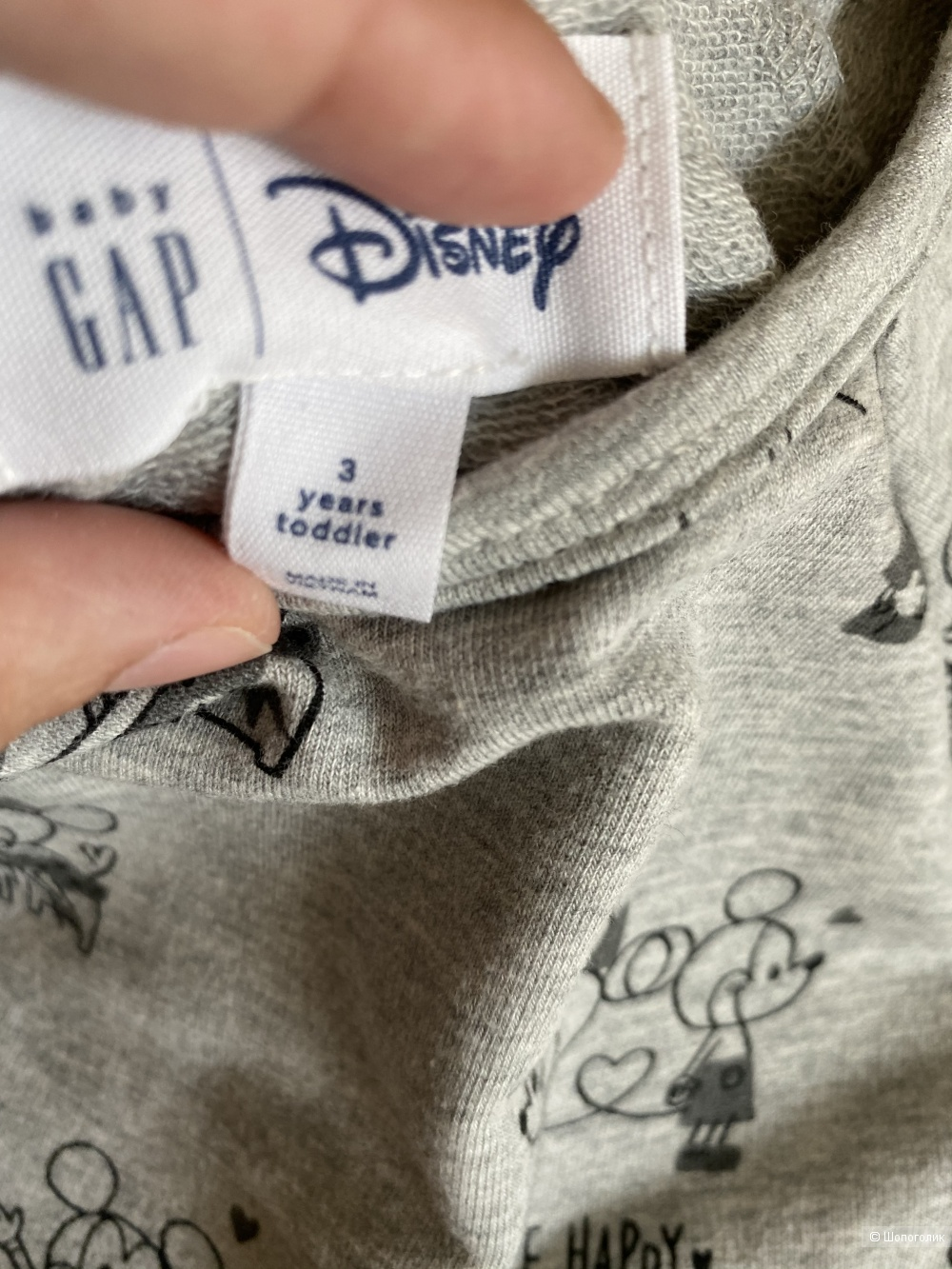 Платье GAP Disney на 3 года