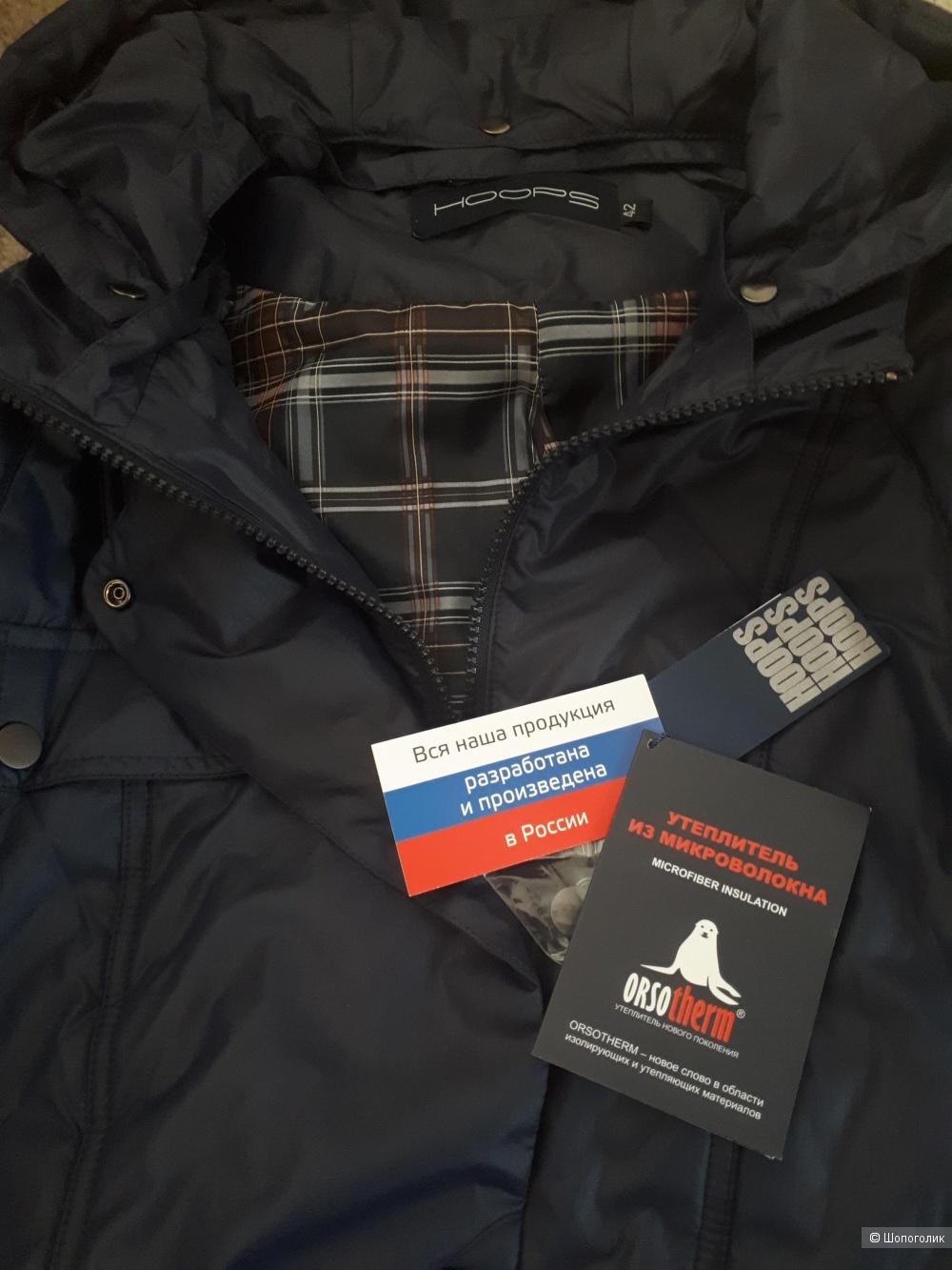 Пальто Hoops, размер 42