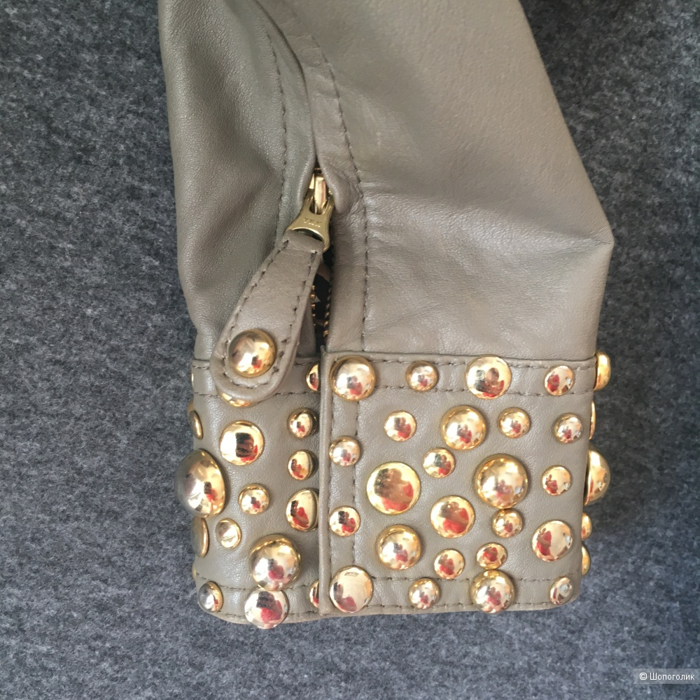 Куртка кожаная Sara Berman (S)