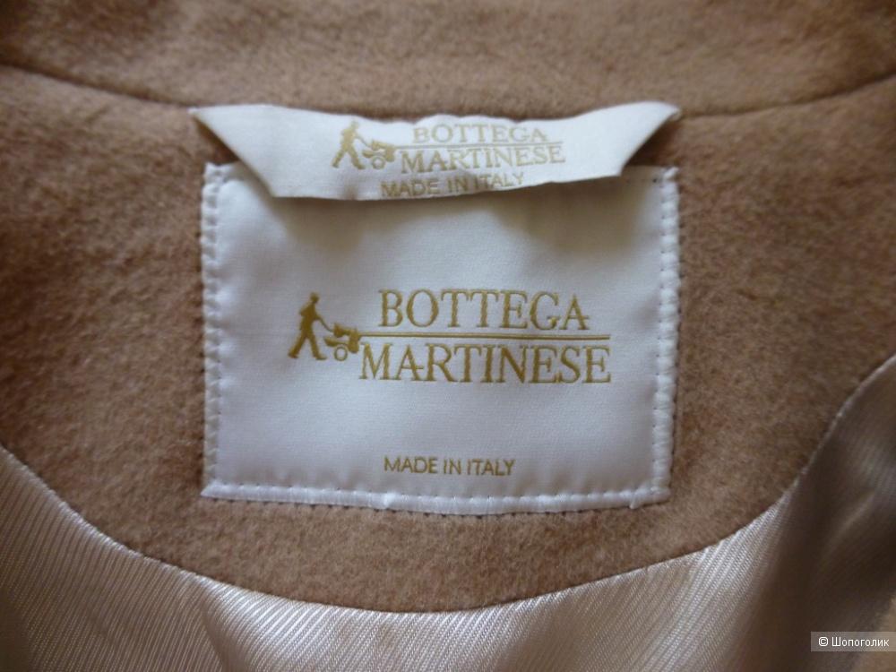 BOTTEGA MARTINESE пальто новое с бирками 48IT (росс.48-50)