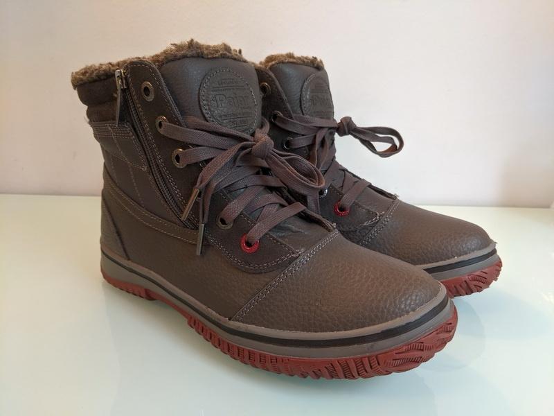Зимние ботинки Pajar Canada 39 размер