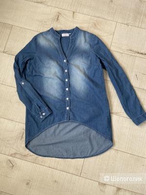 Рубашка John Baner, размер 42-44