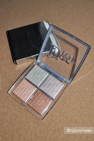 Хайлайтер Dior Backstage Glow face palette в оттенке 002 glitz новый