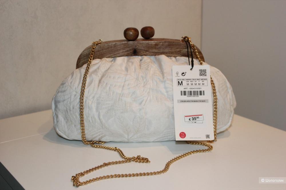 Сумка клатч Zara