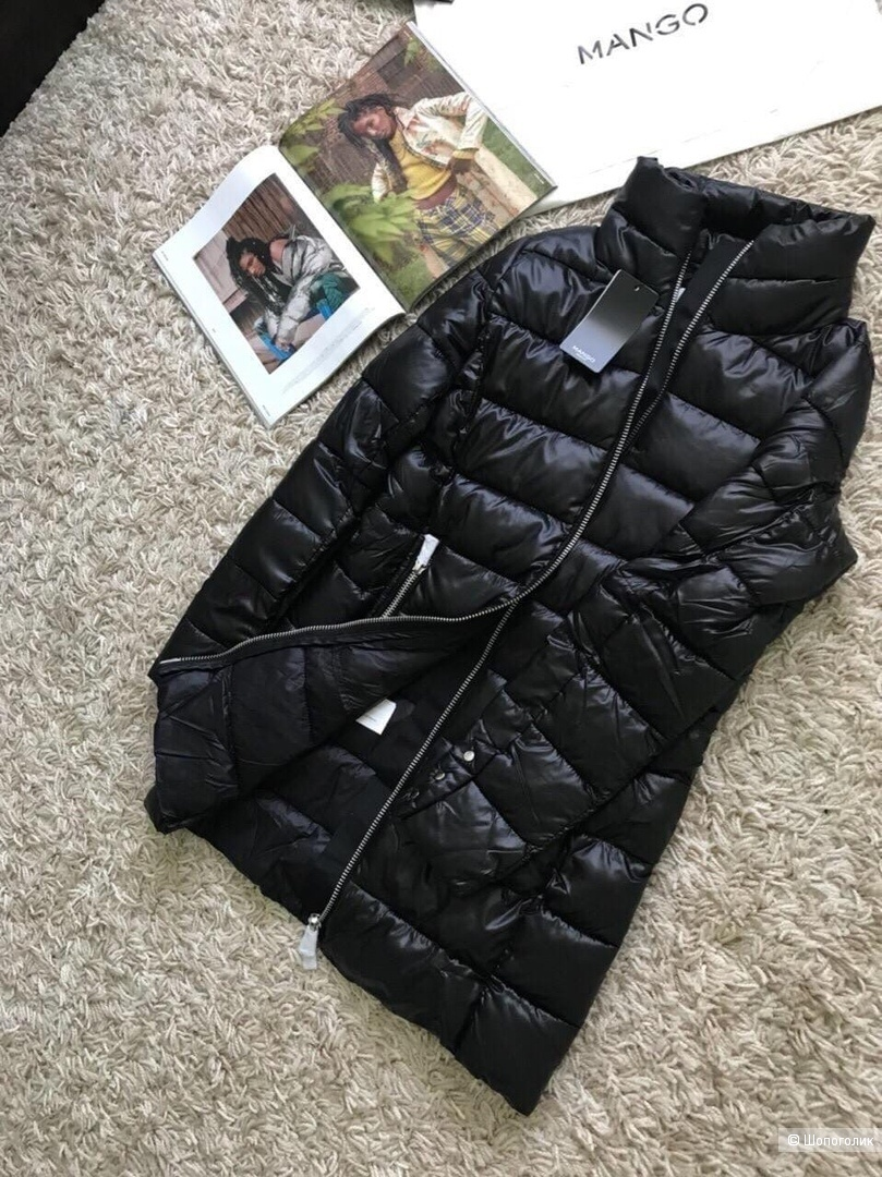 Удлиненная куртка/пальто mango, размер S