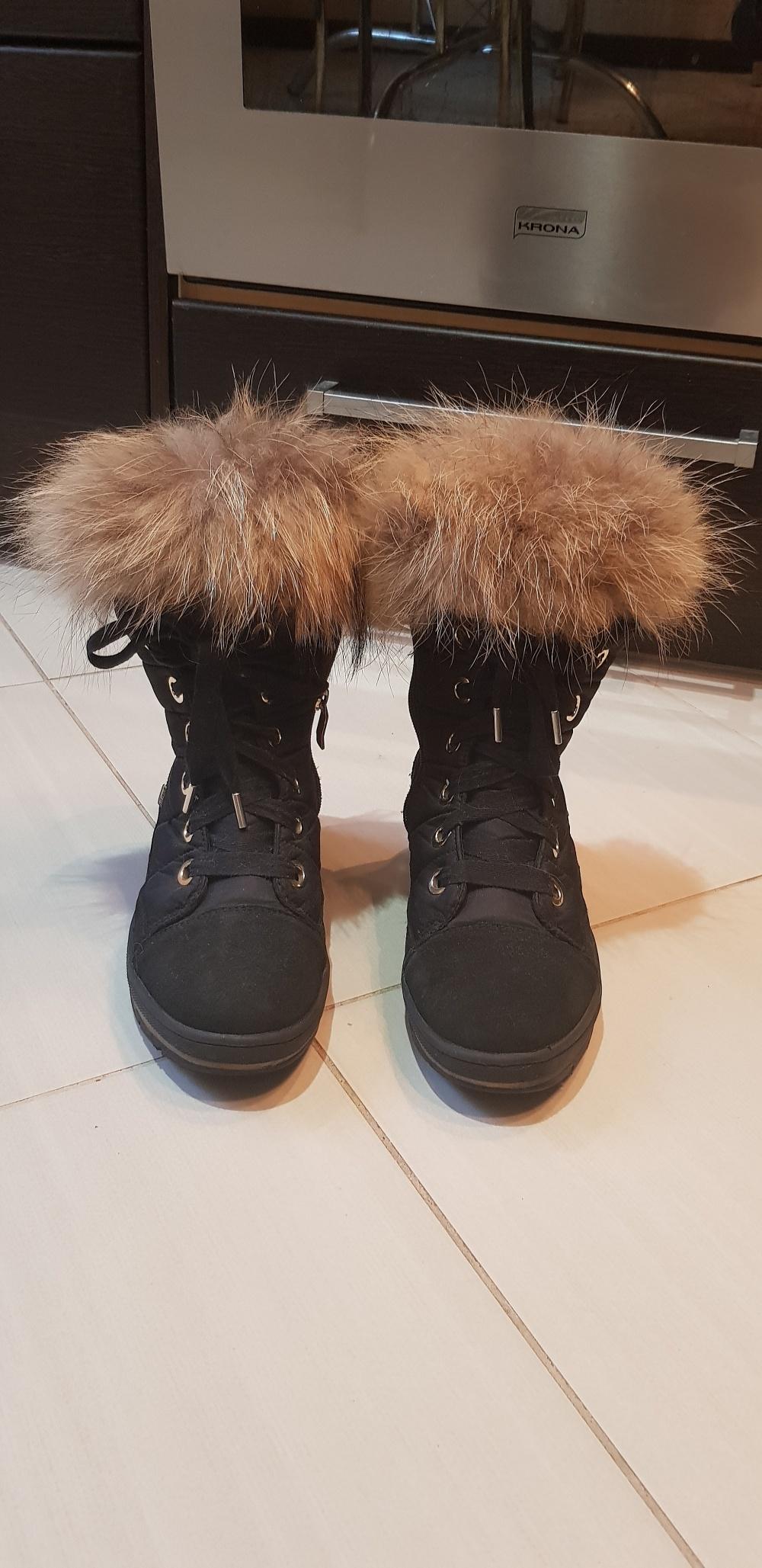 Ботинки- Дутики Jog Dog  38 размер.