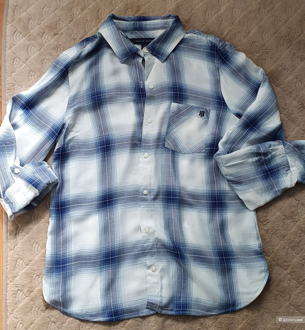 Рубашка Tommy Hilfiger размер S