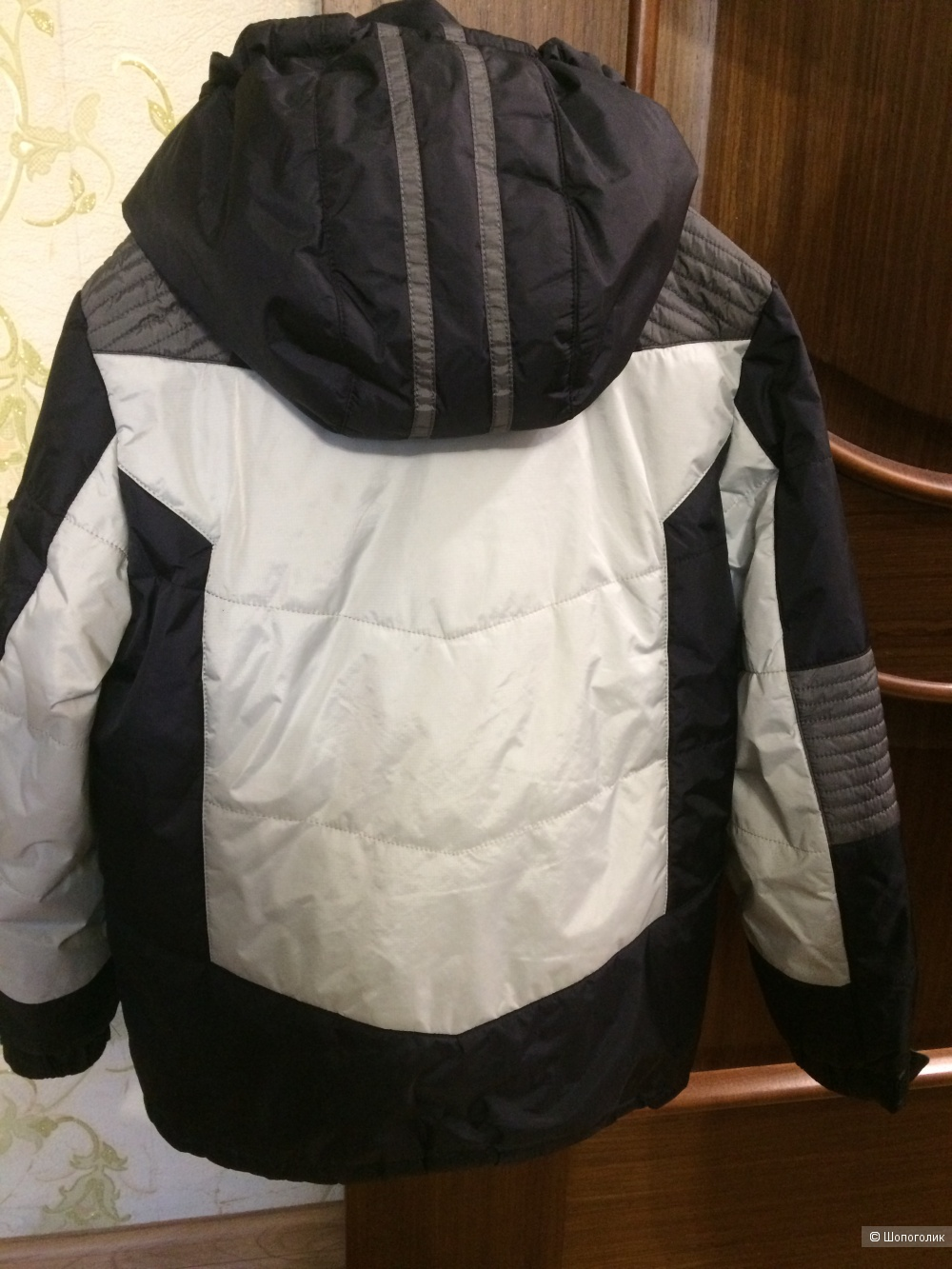 Демисезонная куртка на мальчика Steen Age, р.134