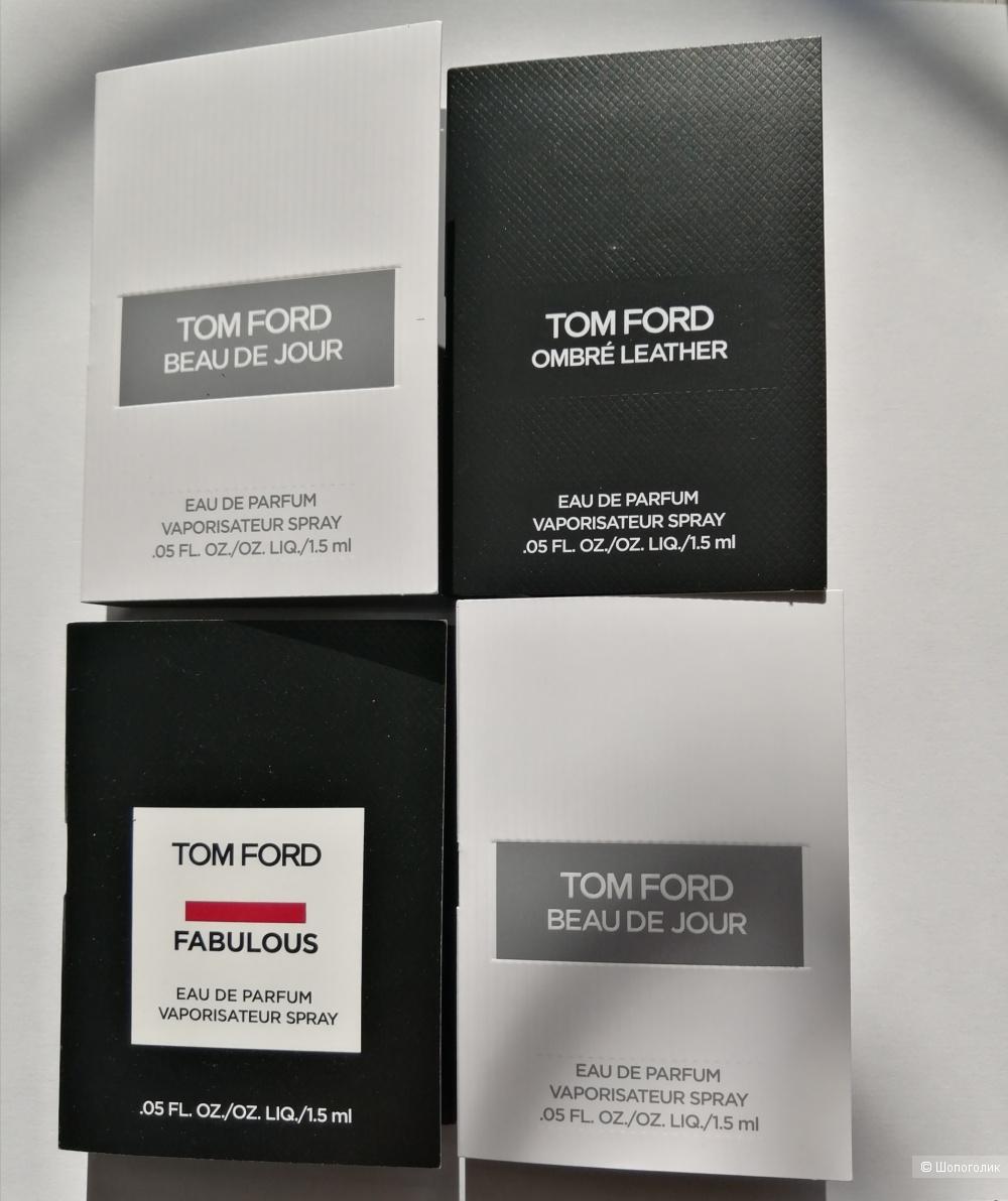 Парфюм Tom Ford 4*1,5 мл