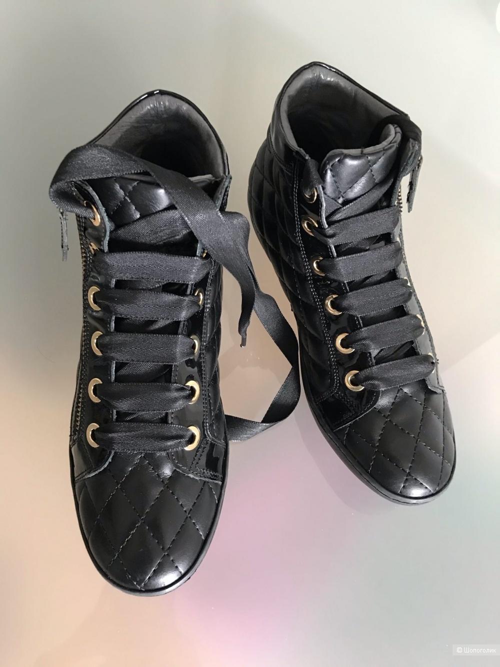 Демисезонные ботинки DL SPORT,  р. 36