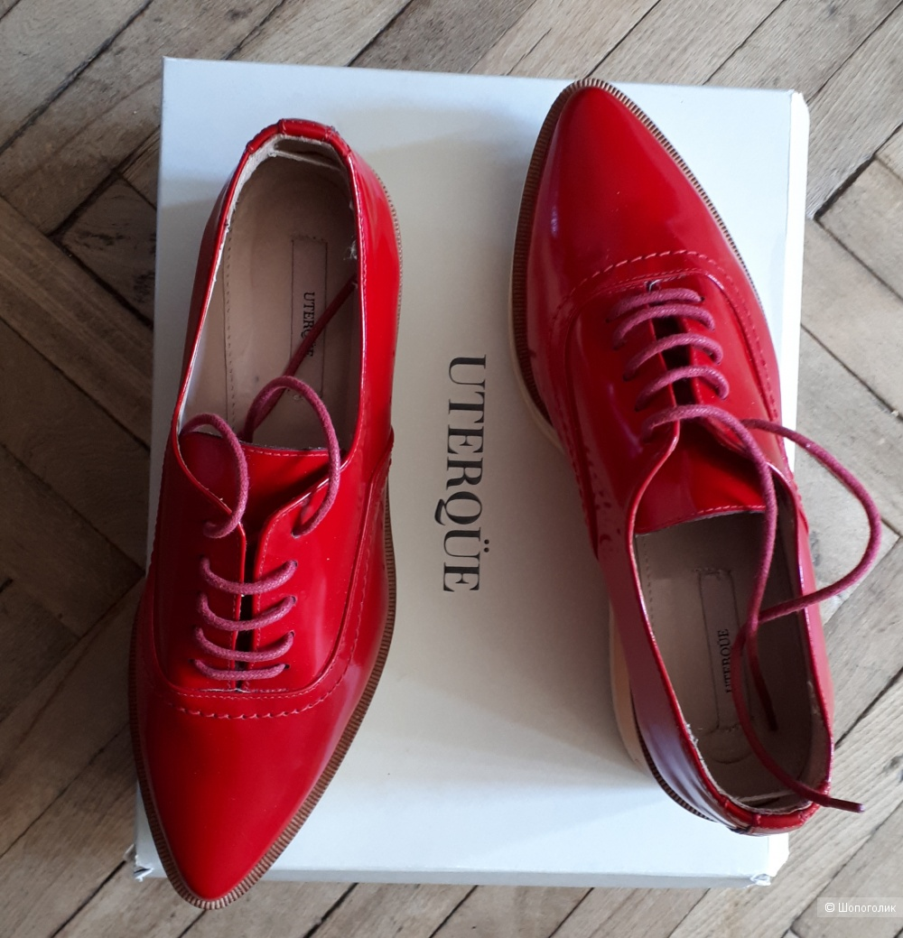 Туфли Uterque 36 размер