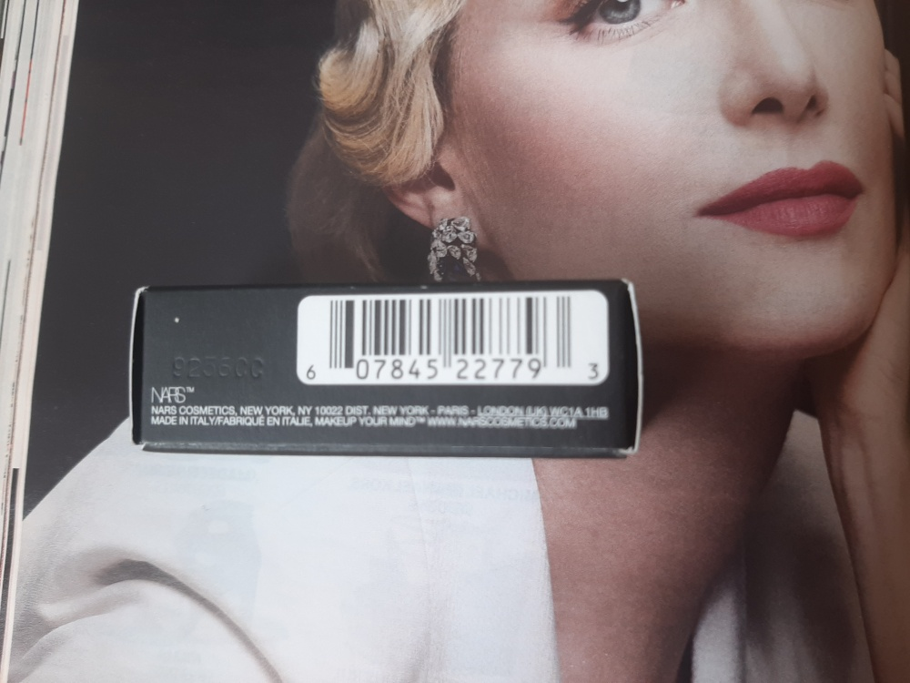 Nars Powermatte Lip Pigment 3,6 ml
