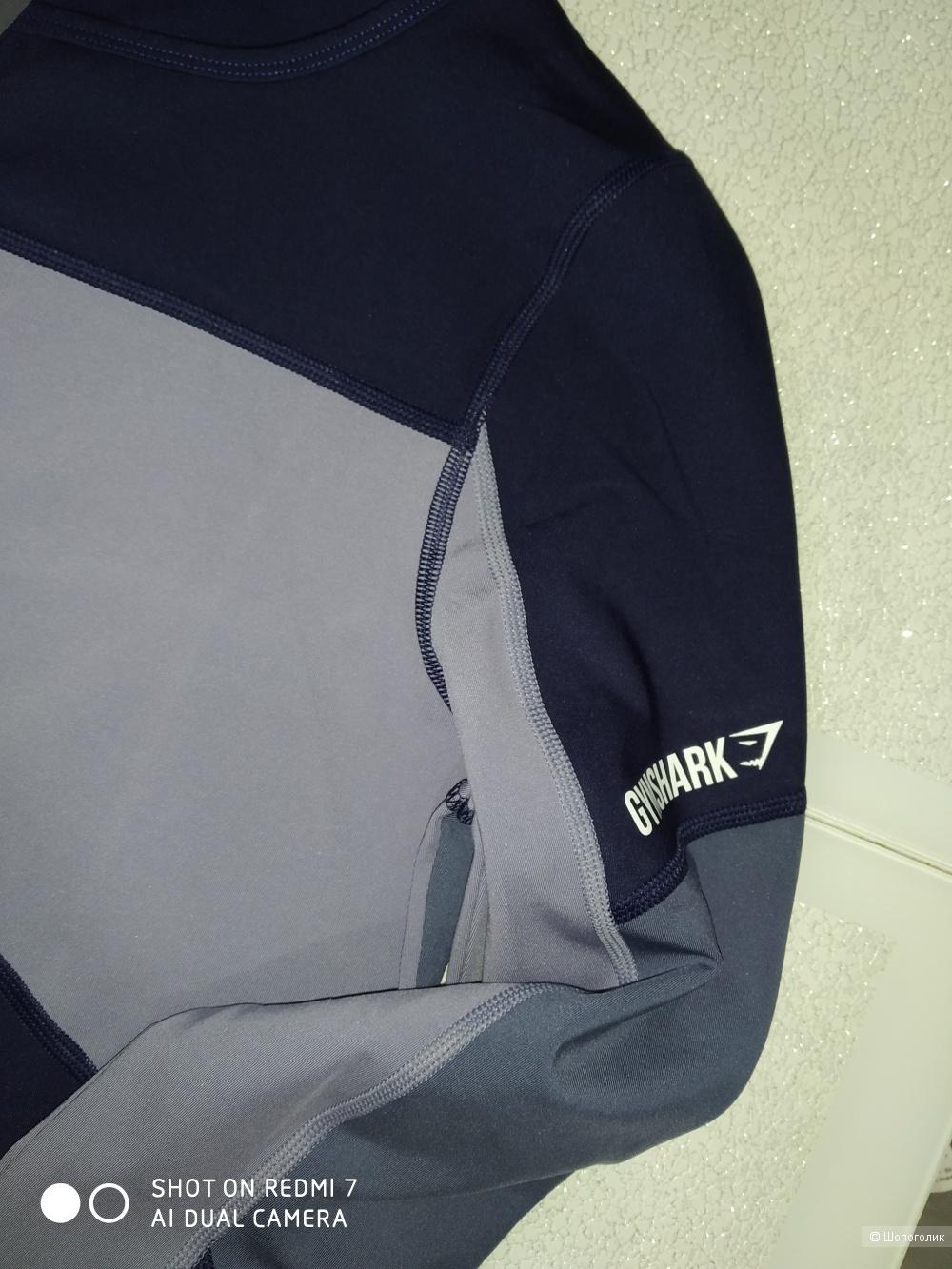 Реглан gymshark  размер M/L