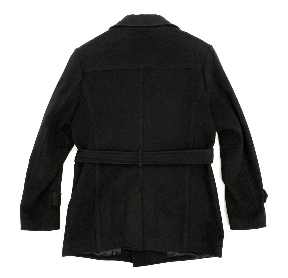 Пальто шерстяное, размер S