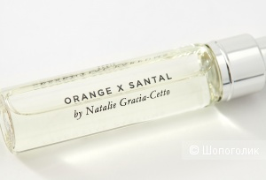 ESSENTIAL PARFUMS PARIS orange x santal  10 мл