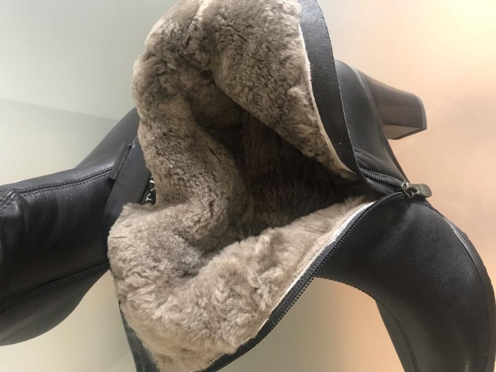 Сапоги зимние Podio, размер 37