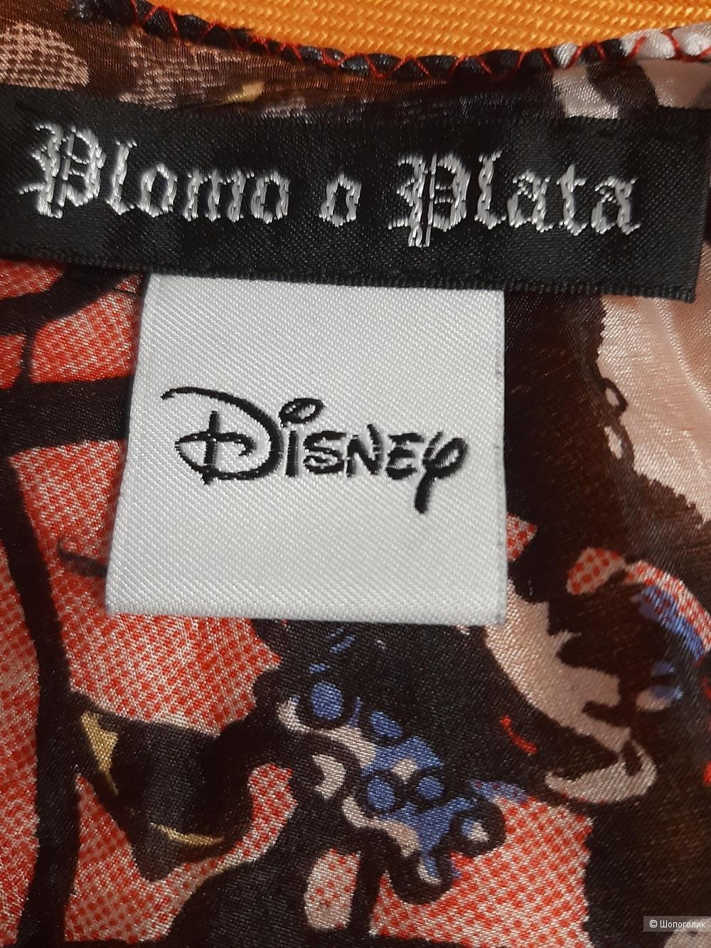 Палантин Plomo o Plata, размер one size
