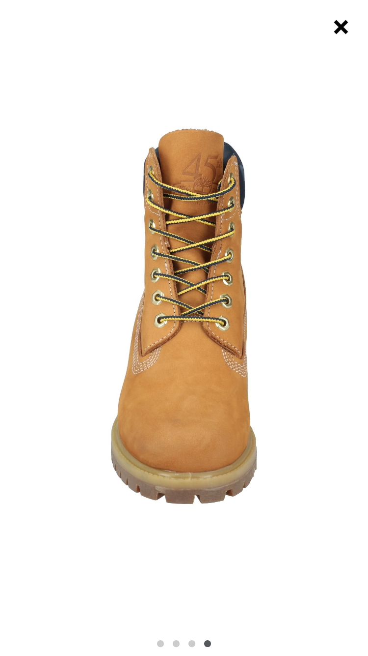 Ботинки мужские Timberland, размер 13 US(46-47 рос.)