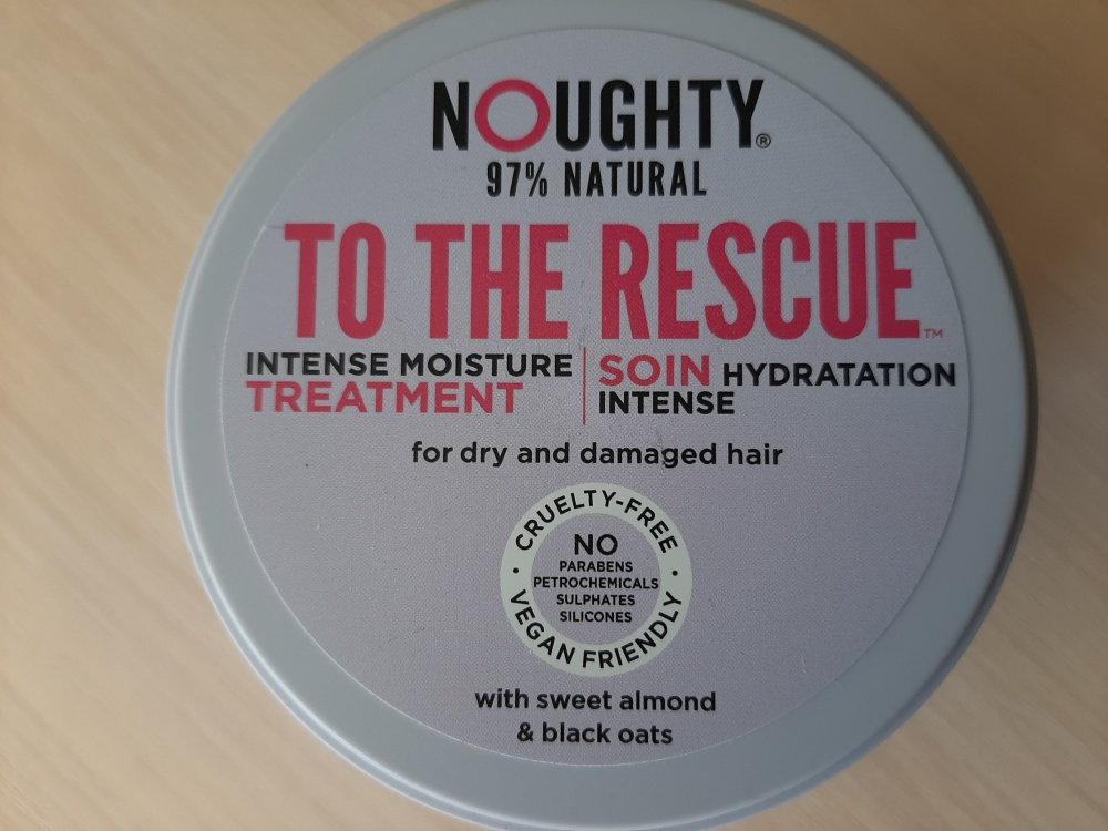 Маска для волос NOUGHTY To the rescue 300 ml