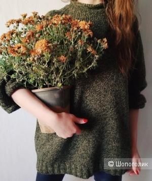 Итальянский свитер JohnAshford, размер XL