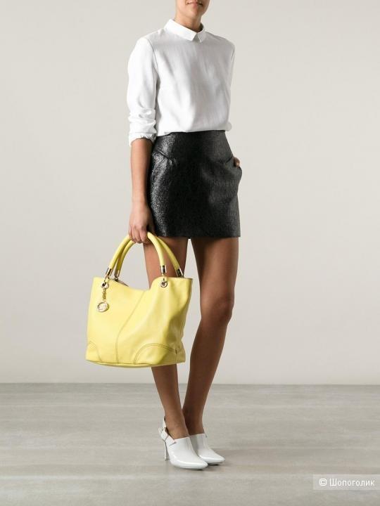 Сумка-шоппер женская - Lancel French Flair, medium.