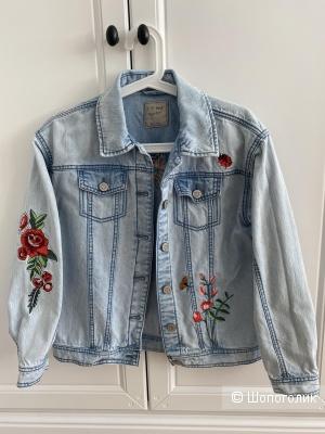 Джинсовая куртка Next размер 12-13 лет