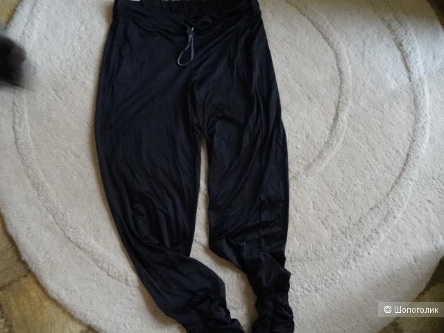 Спортивные брюки Reebok&ЕА7, размер М