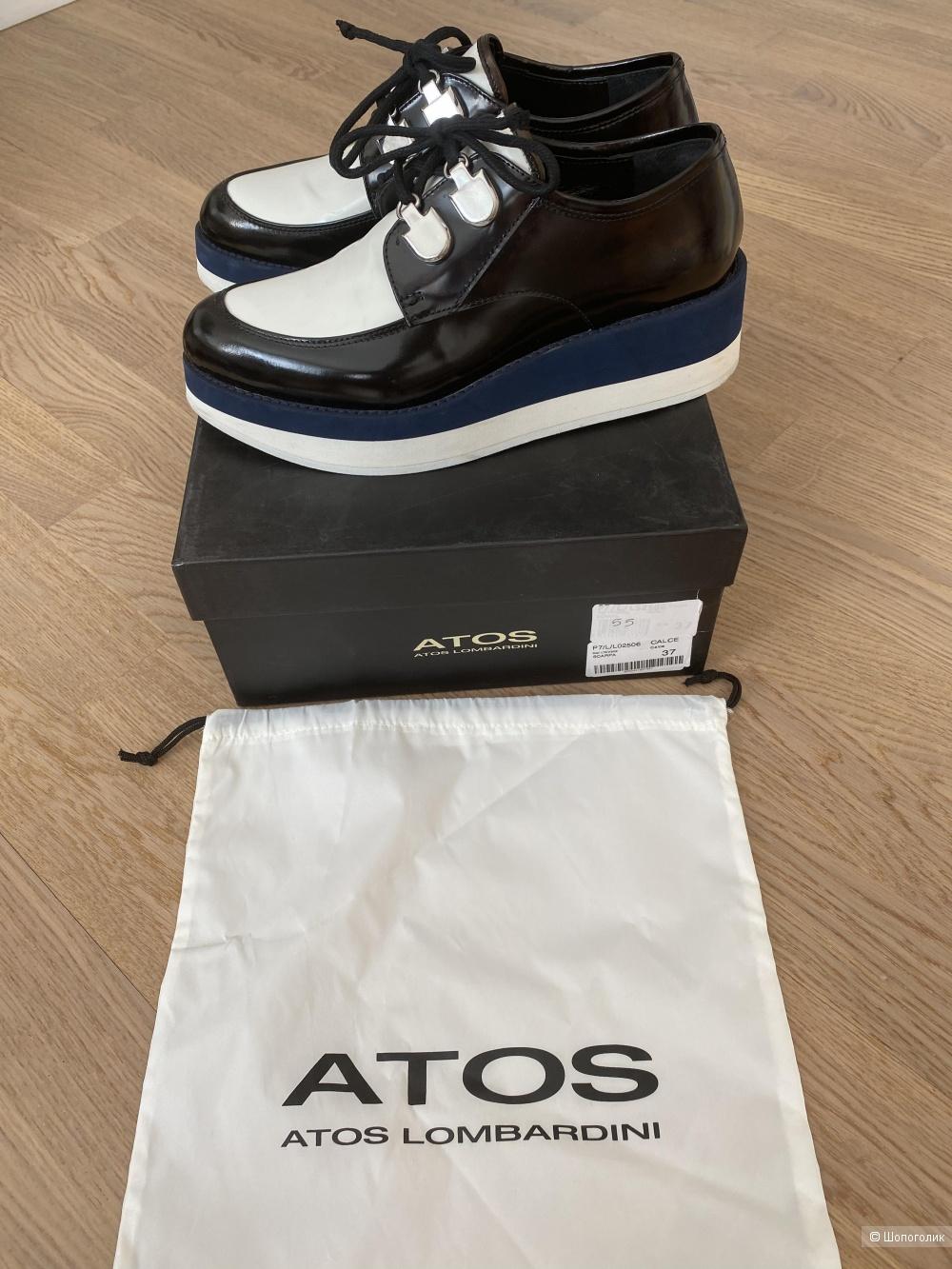 Туфли Atos Lombardini размер 36,5