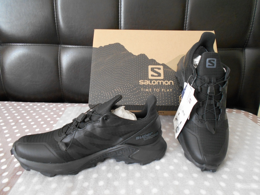 Кроссовки Salomon 43-44 размер