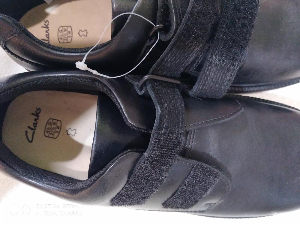 Ботинки Clarks размер 37,5