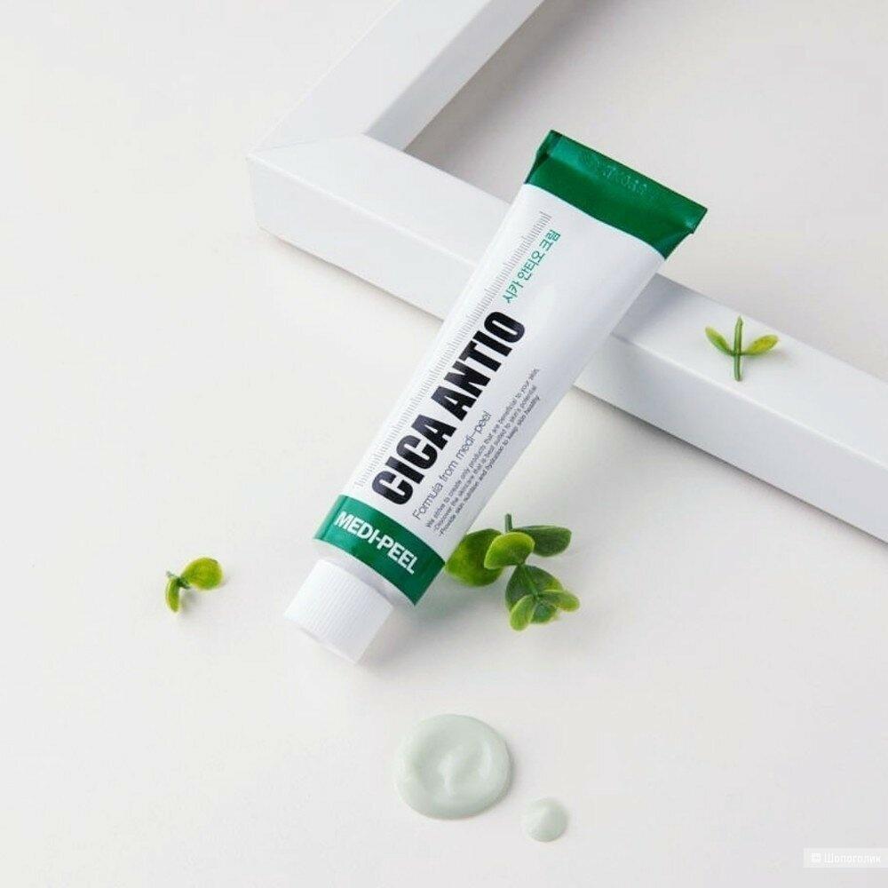 Восстанавливающий крем для проблемной кожи MEDI-PEEL Cica Antio Cream. В профиле большой выбор корейской оригинальной косметики